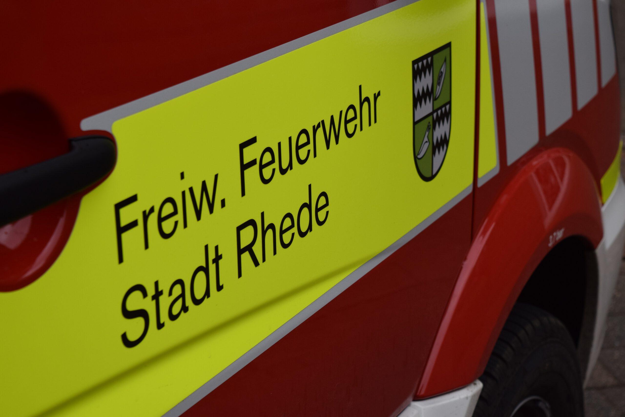 Freiwillige Feuerwehr Rhede